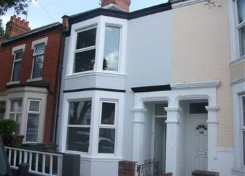 Thumbnail 1 bedroom terraced house to rent in 100 Bostock Avenue, Northampton, Northamptonshire