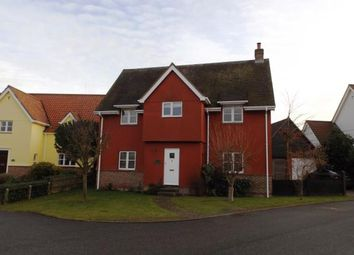 Thumbnail 5 bed detached house for sale in Gislingham, Eye, Suffolk