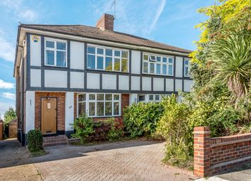 Thumbnail 3 bed semi-detached house for sale in Hacton Drive, Hornchurch