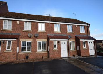 Thumbnail 2 bed town house for sale in Rosehip Walk, Castleford