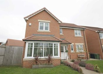Thumbnail 4 bed detached house for sale in Elm Crescent, Birtley, County Durham