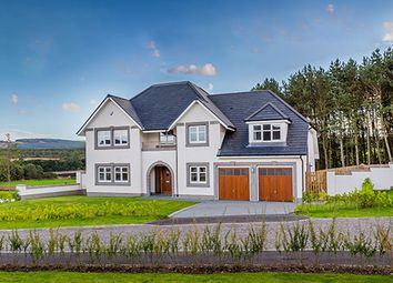 "Thumbnail 5 bed detached house for sale in ""Armstrong"" at Crathes, Banchory"