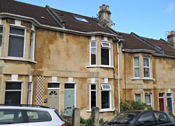 Thumbnail 4 bed terraced house to rent in Park Avenue, Bath