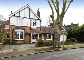 Thumbnail 6 bed detached house for sale in Cole Park Road, Twickenham