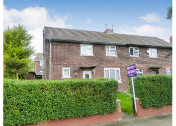 Thumbnail 3 Bed Semi Detached House For Sale In Sycamore Avenue Burnley