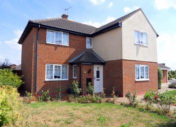 Thumbnail 4 bed detached house for sale in Falklands Road, Sutton Bridge, Spalding, Lincolnshire