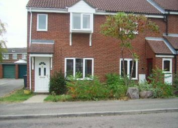 Thumbnail 3 bedroom semi-detached house to rent in Cumberland Way, Eynesbury, St. Neots