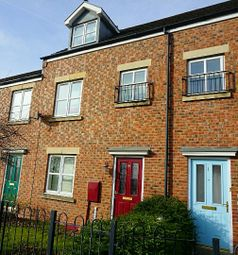 Thumbnail 3 bed town house to rent in Glebe Close, Fishburn, County Durham