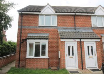 Thumbnail 2 bed end terrace house for sale in Carr Hill Court, Balby, Doncaster