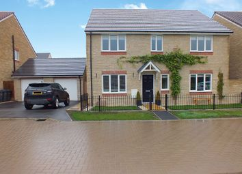 Thumbnail 5 bed detached house for sale in Framlingham Crescent, Paxcroft Mead, Trowbridge, Wiltshire