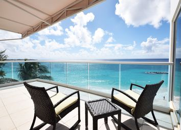 Thumbnail 3 bed apartment for sale in Ocean One 602, Maxwell, Christ Church, Barbados