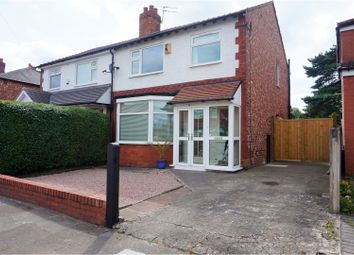 Thumbnail 3 bedroom semi-detached house for sale in Daventry Road, Manchester