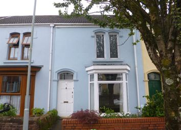 Thumbnail 3 bedroom property to rent in Rhyddings Terrace, Brynmill, Swansea