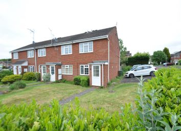 Thumbnail 2 bed end terrace house to rent in Clayhall Road, Droitwich Spa