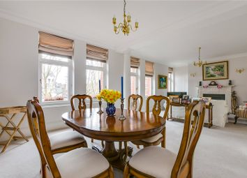Thumbnail 5 bed flat to rent in Iverna Court, Kensington, London