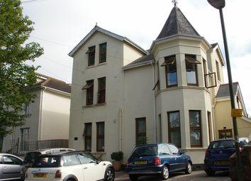 Thumbnail 1 bed flat to rent in Polsham Park, Paignton