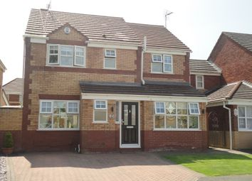Thumbnail 4 bed detached house for sale in Marlowe Drive, West Derby, Liverpool