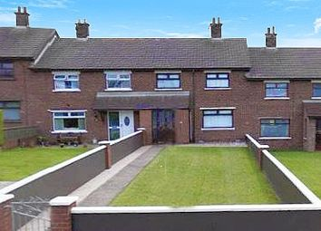 Thumbnail 3 bed terraced house for sale in Recreation Road, Larne, County Antrim