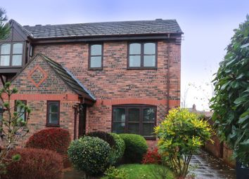 Thumbnail 3 bed semi-detached house for sale in Tricketts Mews, Willaston, Nantwich
