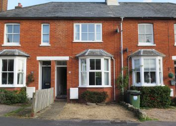 Thumbnail 2 bed terraced house to rent in Queens Road, Alton