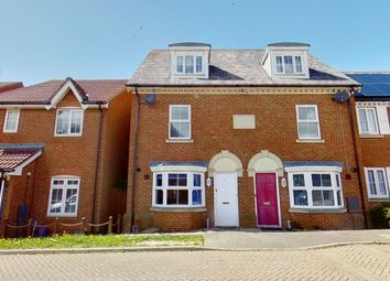 Thumbnail 3 bed end terrace house for sale in Octavian Way, Kingsnorth