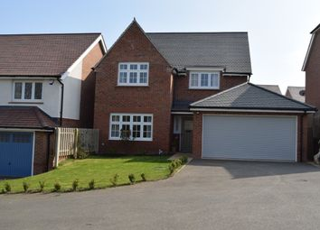 Thumbnail 4 bedroom detached house for sale in Bryony Road, Hamilton, Leicester