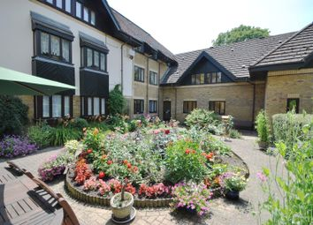 Thumbnail 1 bedroom flat for sale in Bishops Court, Churchgate, Cheshunt