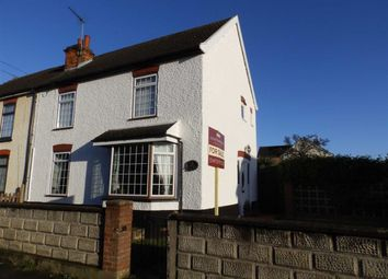 Thumbnail 3 bedroom semi-detached house for sale in Camden Road, Ipswich, Suffolk
