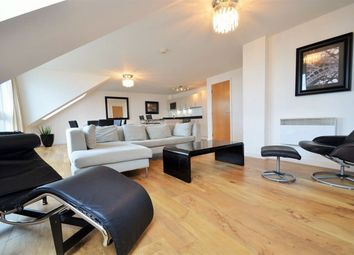Thumbnail 3 bedroom flat to rent in Kensington House, Park West, West Drayton