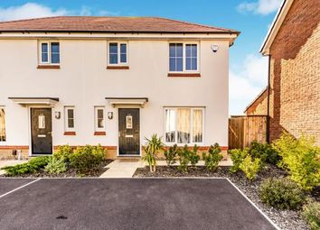 Thumbnail 3 bed semi-detached house for sale in Brigadier Road, Stockport, Greater Manchester