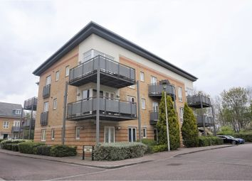 Thumbnail 2 bed flat for sale in Cassio Place, Watford