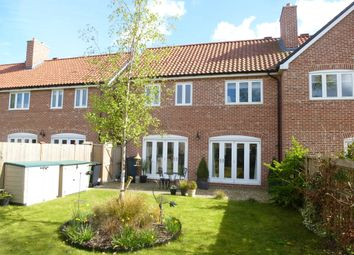 Thumbnail 3 bed semi-detached house for sale in Pirnhow Street, Waterside Maltings, Ditchingham, Bungay