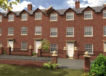 Thumbnail 3 bed end terrace house for sale in Burlingham Square, Rosebank, Worcester