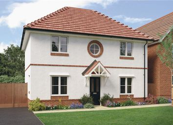 "Thumbnail 3 bedroom detached house for sale in ""Blyton"" at Worthing Road, Southwater, Horsham"