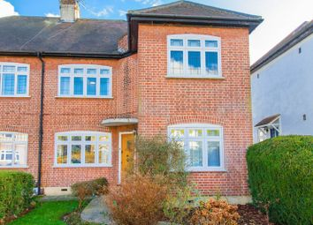 Thumbnail 3 bed maisonette for sale in Beechwood Park, London