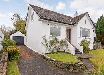 Thumbnail 3 bed detached bungalow for sale in 51 Cedarwood Avenue, Newton Mearns