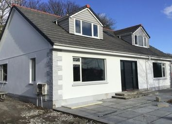 Thumbnail 4 bed detached bungalow to rent in Bucklers Lane, St. Austell