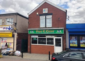 Thumbnail Restaurant/cafe for sale in Pontefract Road, Lundwood, Barnsley