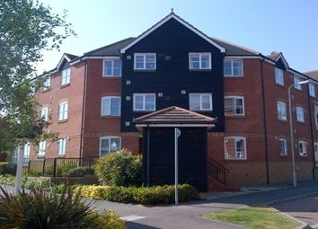 Thumbnail 2 bed flat to rent in White Willow Close, Ashford