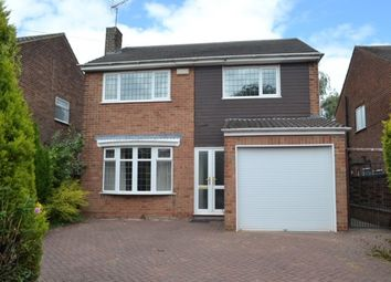 Thumbnail 4 bed detached house for sale in Murray Road, Derby, Derbyshire