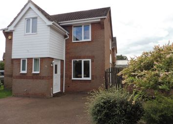 Thumbnail 3 bed detached house for sale in Steggles Drive, Roydon, Diss