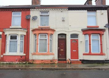 Thumbnail 2 bed terraced house for sale in Plumer Street, Wavertree, Liverpool