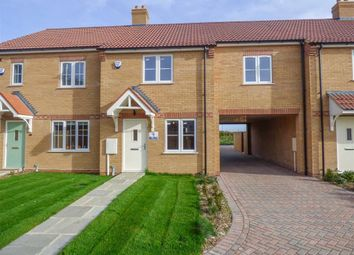 Thumbnail 3 bed property to rent in Hutton Way, Market Rasen, Lincolnshire