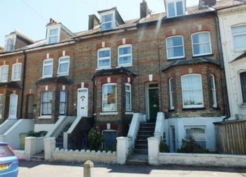 Thumbnail 4 bed terraced house for sale in Coolinge Road, Folkestone