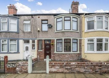 Thumbnail 3 bed terraced house for sale in Worcester Road, Liverpool, Merseyside, England