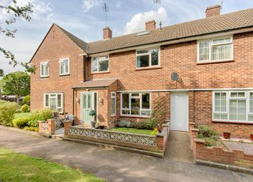 Thumbnail 3 bed terraced house for sale in Welwyn Road, Hertford