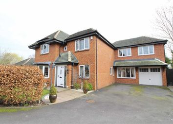 Thumbnail 4 bedroom detached house for sale in Woodfold, Penwortham, Preston