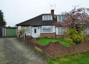 Thumbnail 2 bed bungalow for sale in Mariam Gardens, Hornchurch