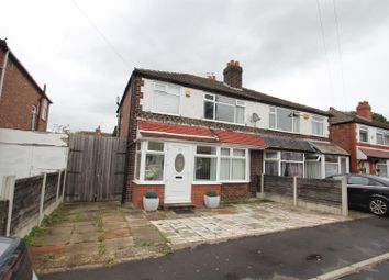 3 bed semi-detached house for sale in Brookthorpe Avenue, Burnage, Manchester M19