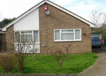 Thumbnail 3 bed bungalow for sale in Grounds Way, Coates